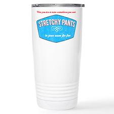 Stretchy Pants (Vintage Look) Travel Mug
