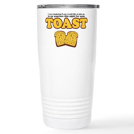 Nacho - Toast Stainless Steel Travel Mug