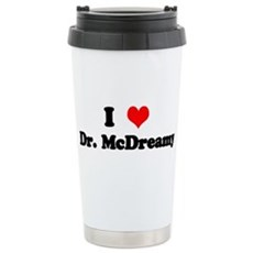 Grey's Dr. McDreamy Stainless Steel Travel Mug