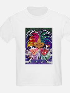 Unique Harlequin clown T-Shirt