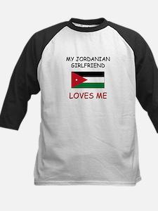 My Jordanian Girlfriend Loves Me Tee