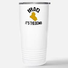 Iraq Is The Bomb Travel Mug