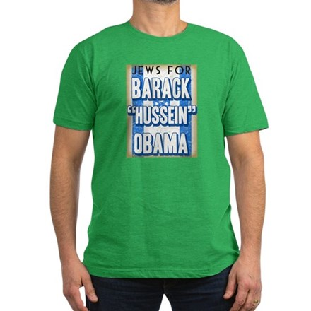 Jews For Barack Obama T