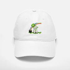 Shamrock Westie Baseball Baseball Cap