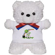 Shamrock Westie Teddy Bear