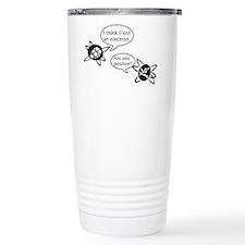 Atoms & Electrons Travel Mug