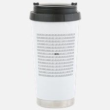 Bug In Code Stainless Steel Travel Mug