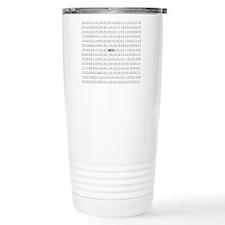 Bug In Code Travel Mug