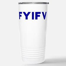 FYIFV Travel Mug