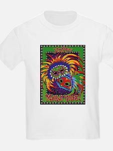 Harlequin clown T-Shirt