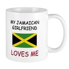 My Jamaican Girlfriend Loves Me Mug