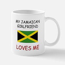 My Jamaican Girlfriend Loves Me Mug