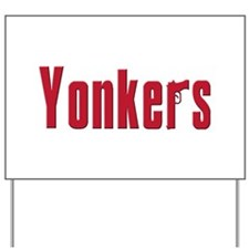 Yonkers Yard Sign