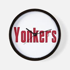 Yonkers Wall Clock