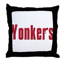 Yonkers Throw Pillow