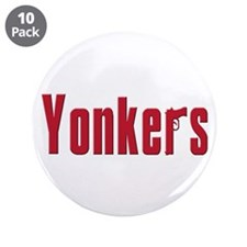 """Yonkers 3.5"""" Button (10 pack)"""