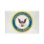 Naval Reserve Rectangle Magnet (10 pack)