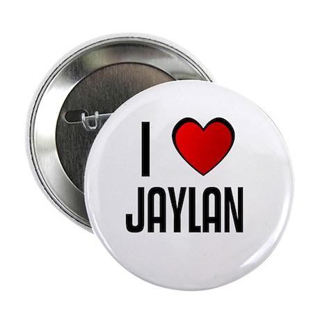 "I LOVE JAYLAN 2.25"" Button (100 pack)"