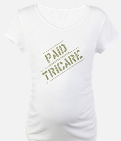 Paid Tricare Shirt