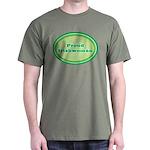 Proud Irishwoman Dark T-Shirt