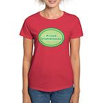Proud Irishwoman Women's Dark T-Shirt