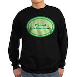 Proud Irishwoman Sweatshirt (dark)