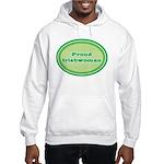 Proud Irishwoman Hooded Sweatshirt