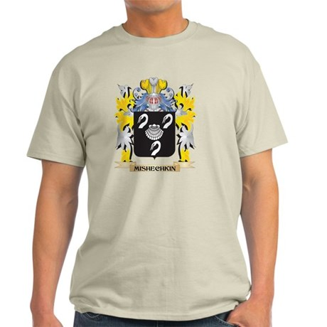 Mishechkin Coat of Arms - Family Crest T-Shirt