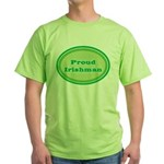 Proud Irishman Green T-Shirt