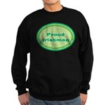 Proud Irishman Sweatshirt (dark)