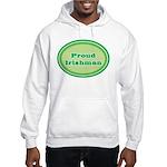 Proud Irishman Hooded Sweatshirt