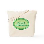 Proud Irishman Tote Bag