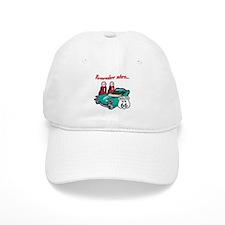 Remember When Route 66 Baseball Cap