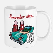 Remember When Route 66 Mug