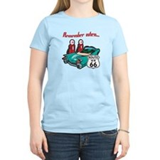 Remember When Route 66 T-Shirt