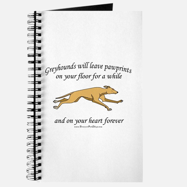 Greyhound Pawprints Journal