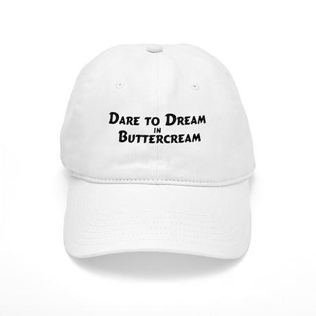 Dream in Buttercream Cap