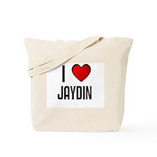 I LOVE JAYDIN Tote Bag