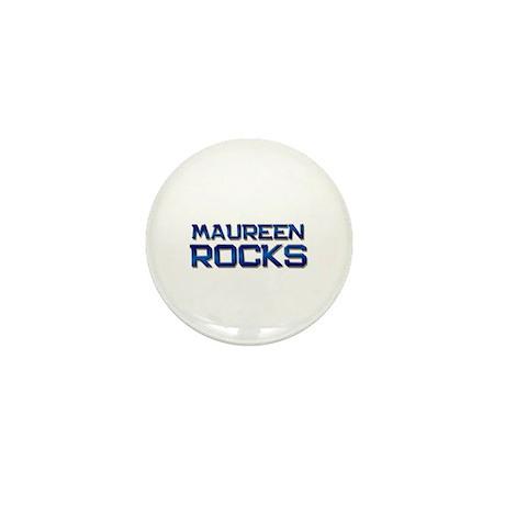 maureen rocks Mini Button (10 pack)