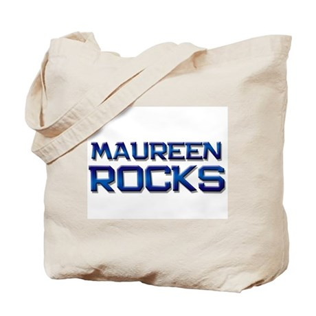 maureen rocks Tote Bag