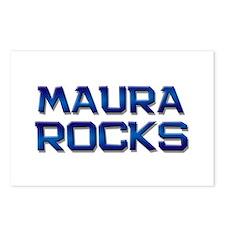 maura rocks Postcards (Package of 8)