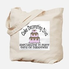 Many Tiers of Happiness Tote Bag
