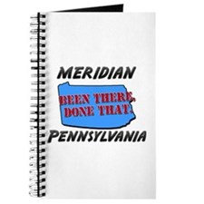 meridian pennsylvania - been there, done that Jour