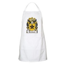 Sorensen Coat of Arms BBQ Apron