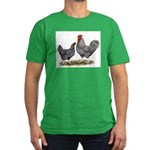 Cuckoo Marans Men's Fitted T-Shirt (dark)