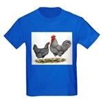 Cuckoo Marans Kids Dark T-Shirt