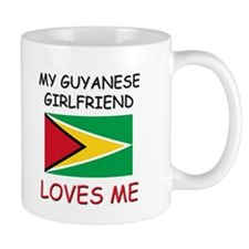 My Guyanese Girlfriend Loves Me Mug