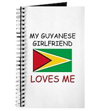 My Guyanese Girlfriend Loves Me Journal