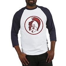 Twilight Forks Spartans Mascot Baseball Jersey