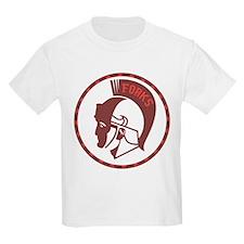 Twilight Forks Spartans Mascot T-Shirt